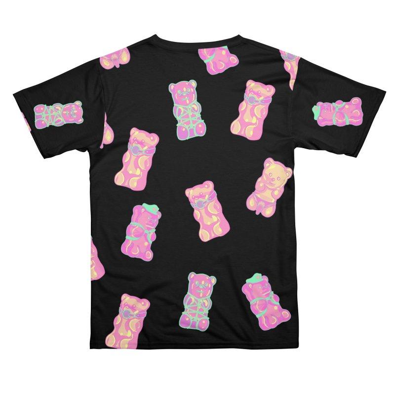 gummy bears Women's Cut & Sew by Hoarse's Artist Shop