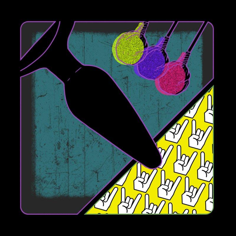 Plug it Men's Longsleeve T-Shirt by Hoarse's Artist Shop