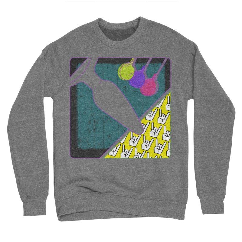 Plug it Men's Sweatshirt by Hoarse's Artist Shop