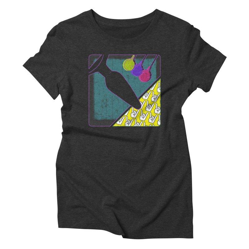 Plug it Women's T-Shirt by Hoarse's Artist Shop