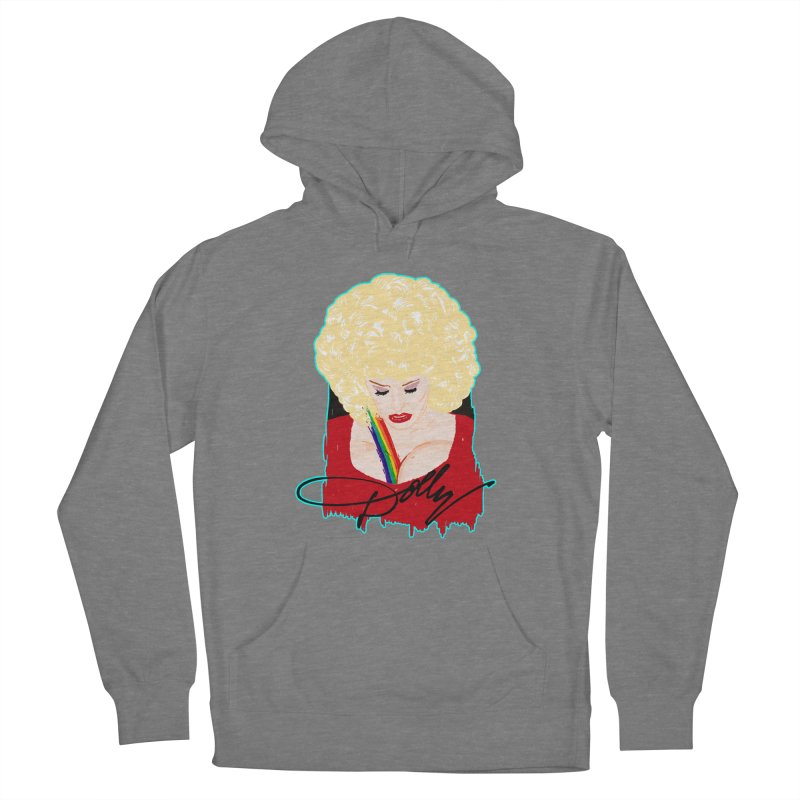 Dolly Women's Pullover Hoody by Hoarse's Artist Shop
