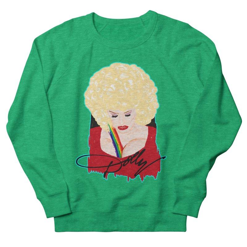 Dolly Women's Sweatshirt by Hoarse's Artist Shop