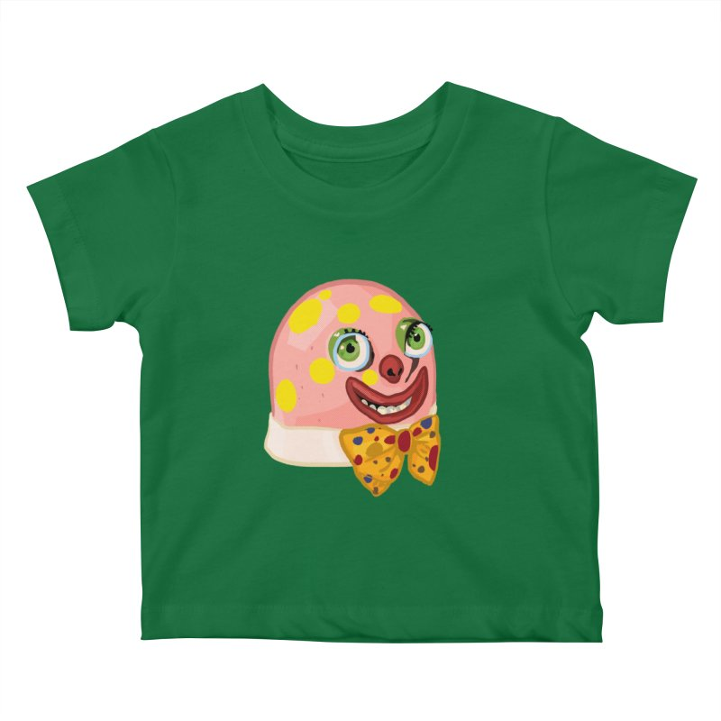 Mr. Blobby Kids Baby T-Shirt by Hoarse's Artist Shop