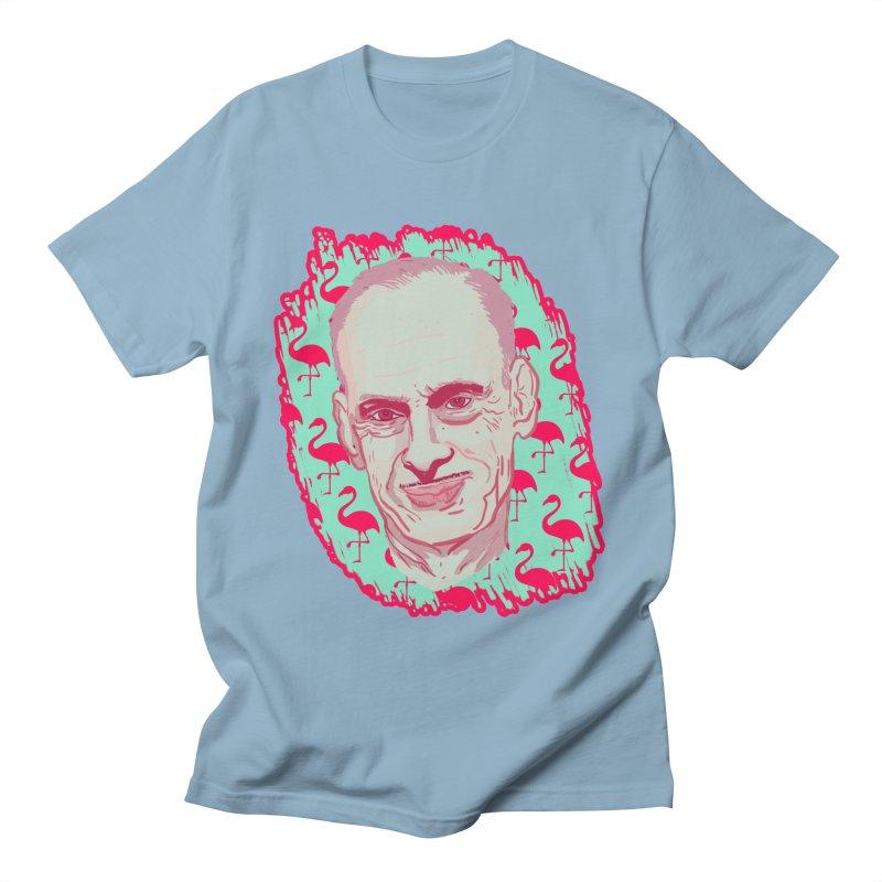 John Waters Men's T-Shirt by Hoarse's Artist Shop