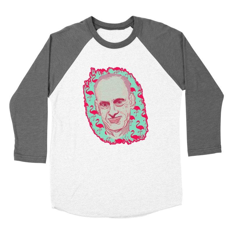 John Waters Women's Longsleeve T-Shirt by Hoarse's Artist Shop