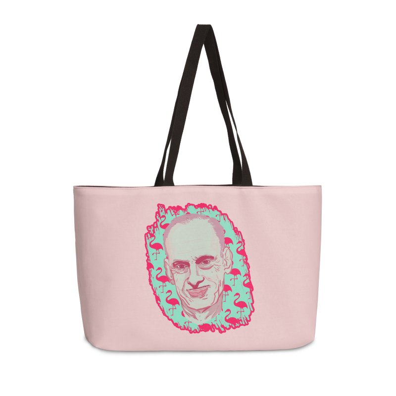 John Waters Accessories Bag by Hoarse's Artist Shop