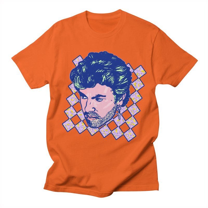 George Michael Men's T-Shirt by Hoarse's Artist Shop