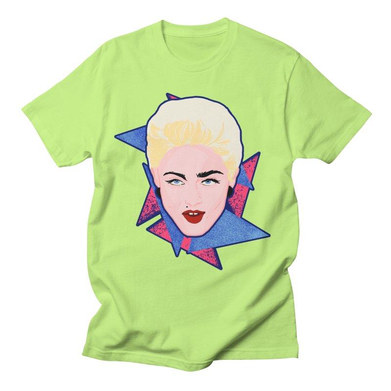 Madonna Men's T-Shirt by Hoarse's Artist Shop