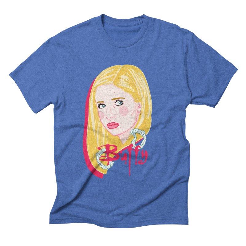 Buffy Men's T-Shirt by Hoarse's Artist Shop