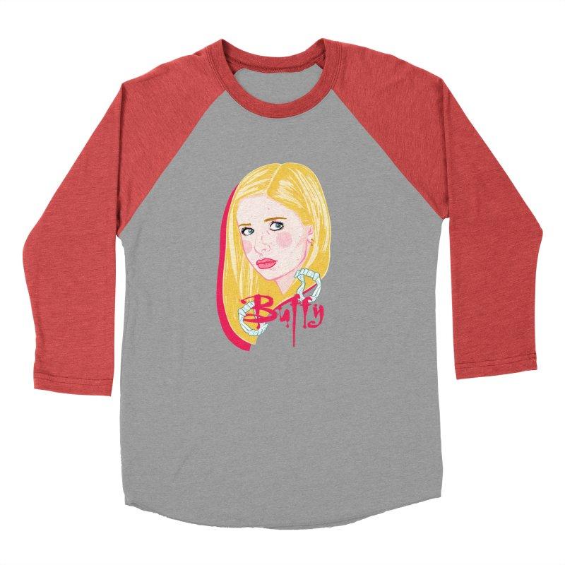 Buffy Men's Longsleeve T-Shirt by Hoarse's Artist Shop