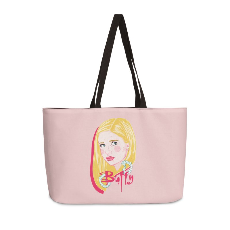 Buffy Accessories Bag by Hoarse's Artist Shop
