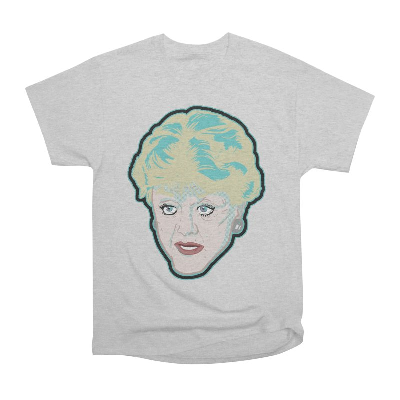 Murder, She Wrote Men's T-Shirt by Hoarse's Artist Shop