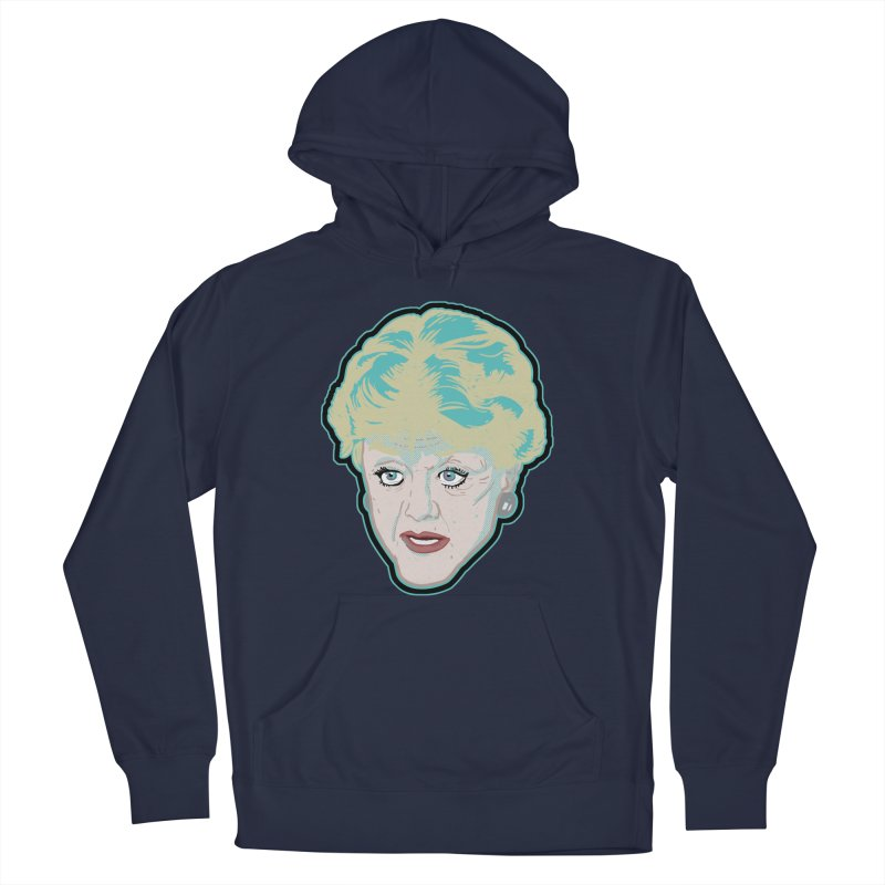 Murder, She Wrote Men's Pullover Hoody by Hoarse's Artist Shop
