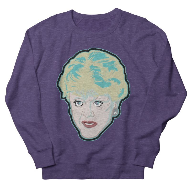 Murder, She Wrote Men's Sweatshirt by Hoarse's Artist Shop
