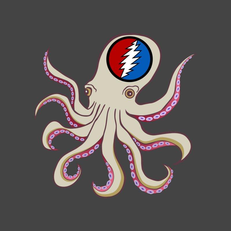 Grateful Octopus #1 Men's Pullover Hoody by Troffman's Artist Shop