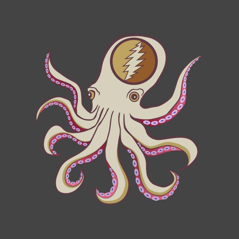 Grateful Octopus #2 Kids Toddler T-Shirt by Troffman's Artist Shop