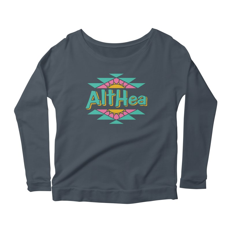Althea-Zona Women's Longsleeve T-Shirt by Troffman's Artist Shop