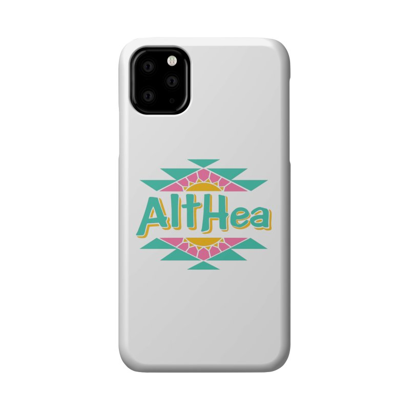 Althea-Zona Accessories Phone Case by Troffman's Artist Shop