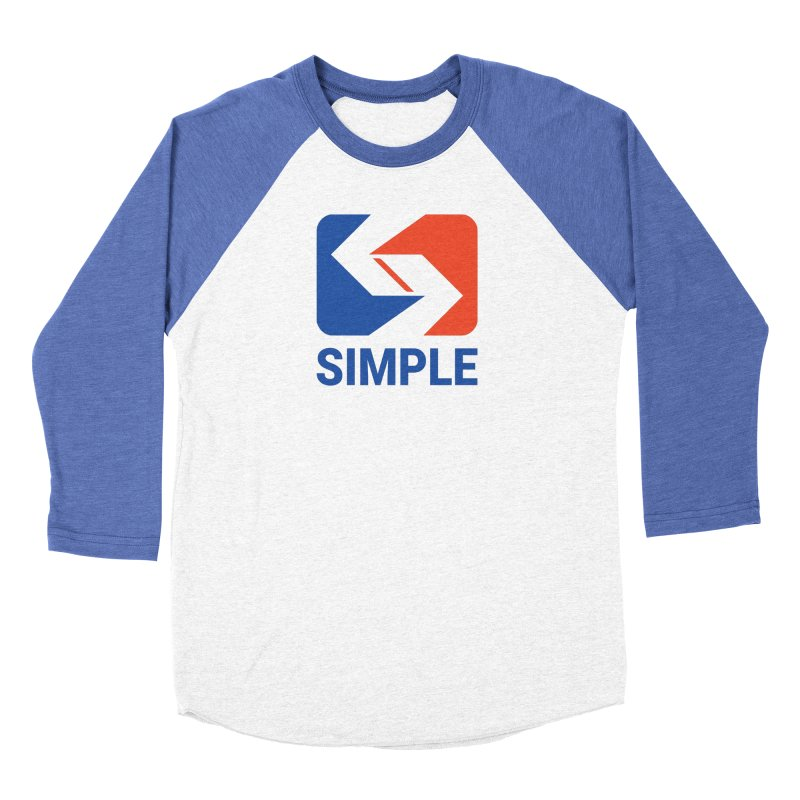 Keep It Simple Men's Longsleeve T-Shirt by Troffman's Artist Shop