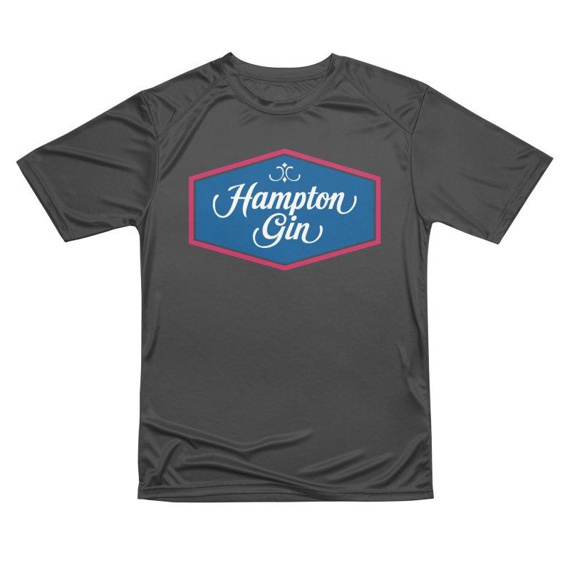 Hampton Gin Women's T-Shirt by Troffman's Artist Shop