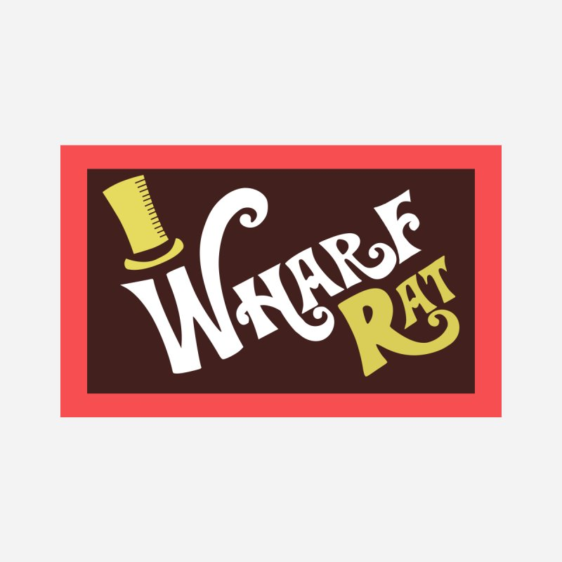 Wharf Rat Bar Men's T-Shirt by Troffman's Artist Shop
