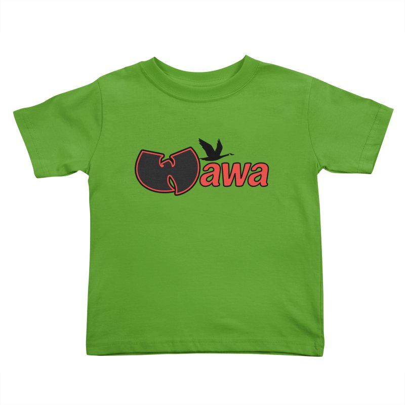Wuwa Kids Toddler T-Shirt by Troffman's Artist Shop