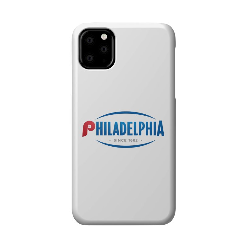 Philly Pride Accessories Phone Case by Troffman's Artist Shop