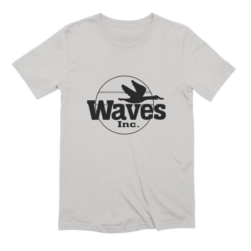 Waves Men's T-Shirt by Troffman's Artist Shop