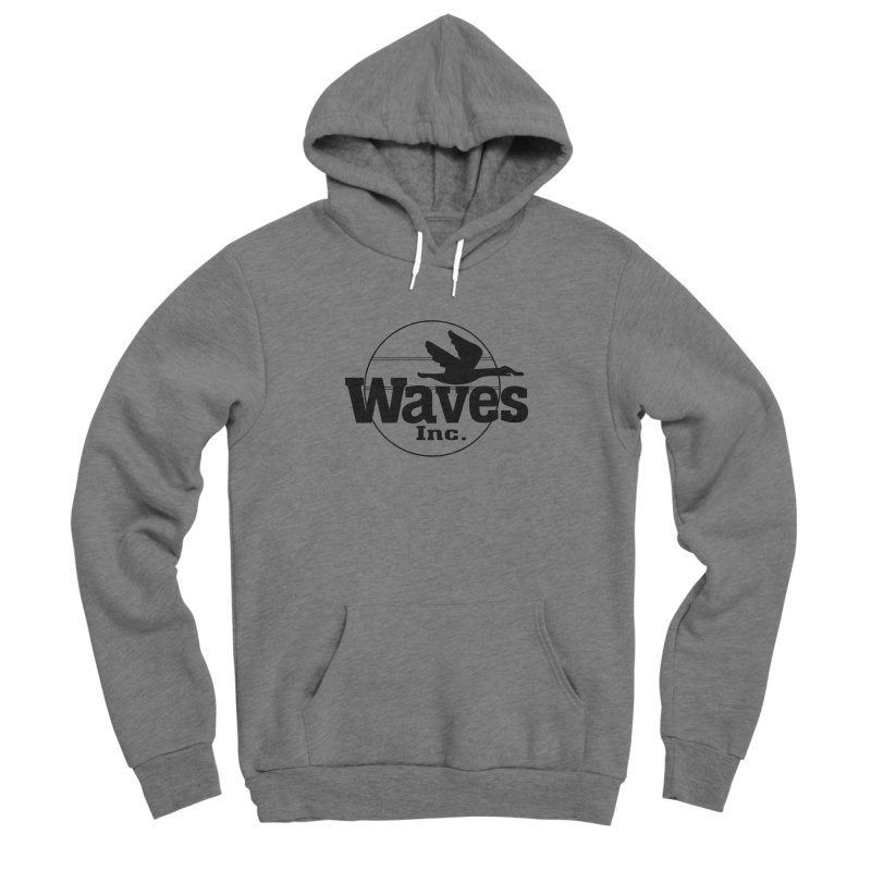 Waves Men's Pullover Hoody by Troffman's Artist Shop