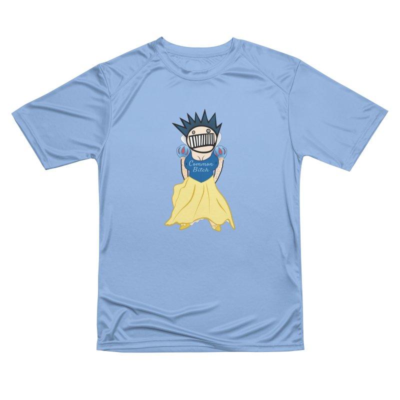 Common Snow White Boognish Bitch Women's T-Shirt by Troffman's Artist Shop