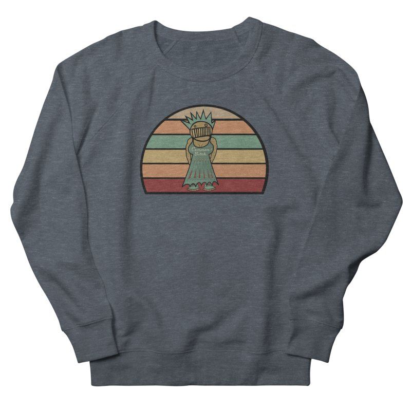 Common Bitch Boognish Men's Sweatshirt by Troffman's Artist Shop