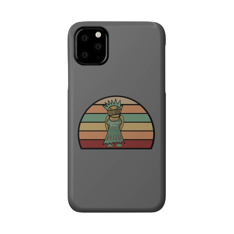 Common Bitch Boognish Accessories Phone Case by Troffman's Artist Shop