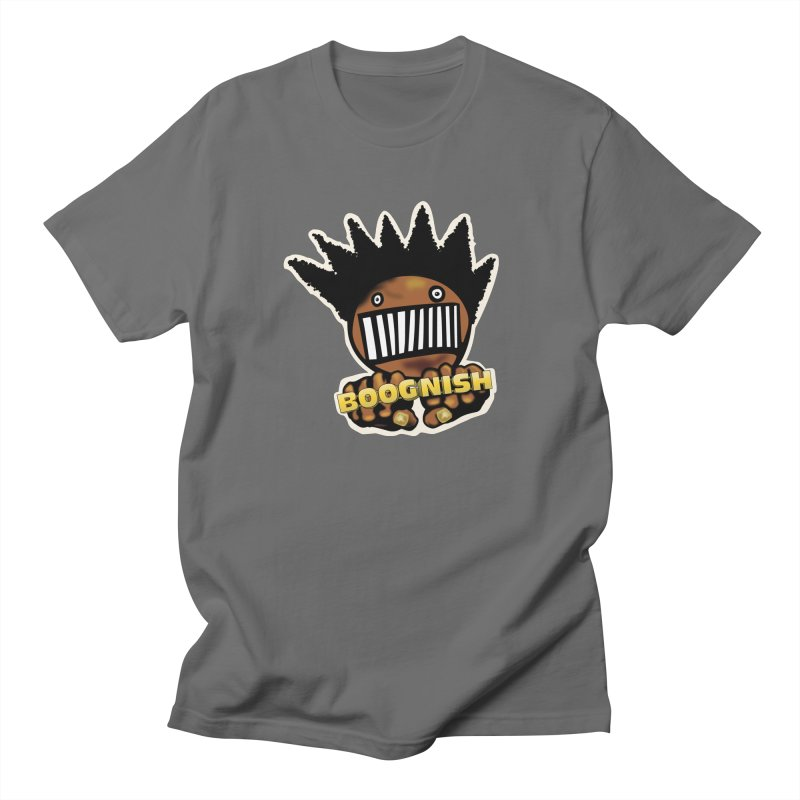 Boog The Right Thing Men's T-Shirt by Troffman's Artist Shop