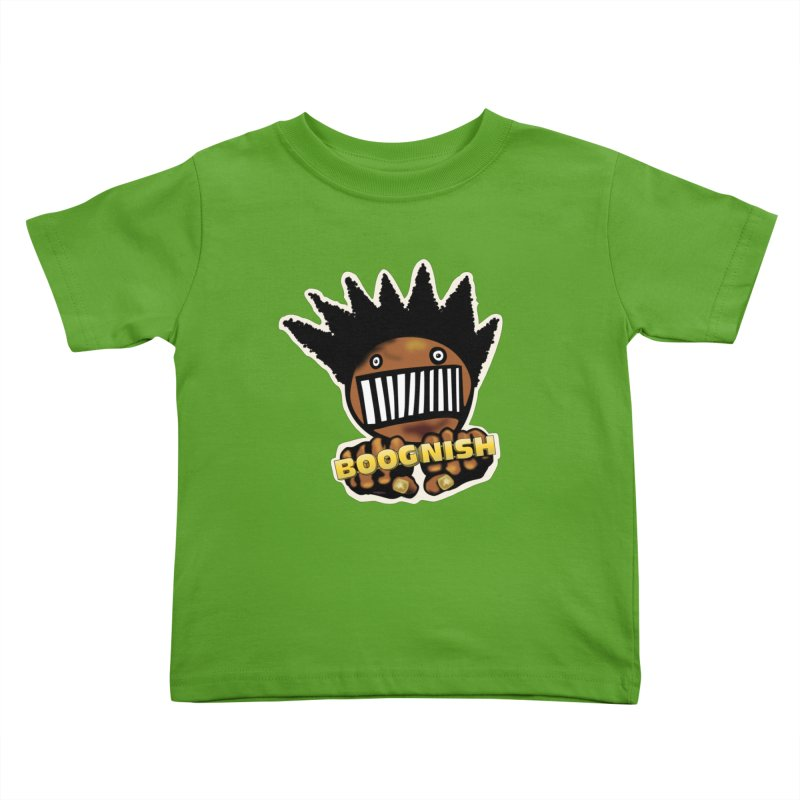 Boog The Right Thing Kids Toddler T-Shirt by Troffman's Artist Shop