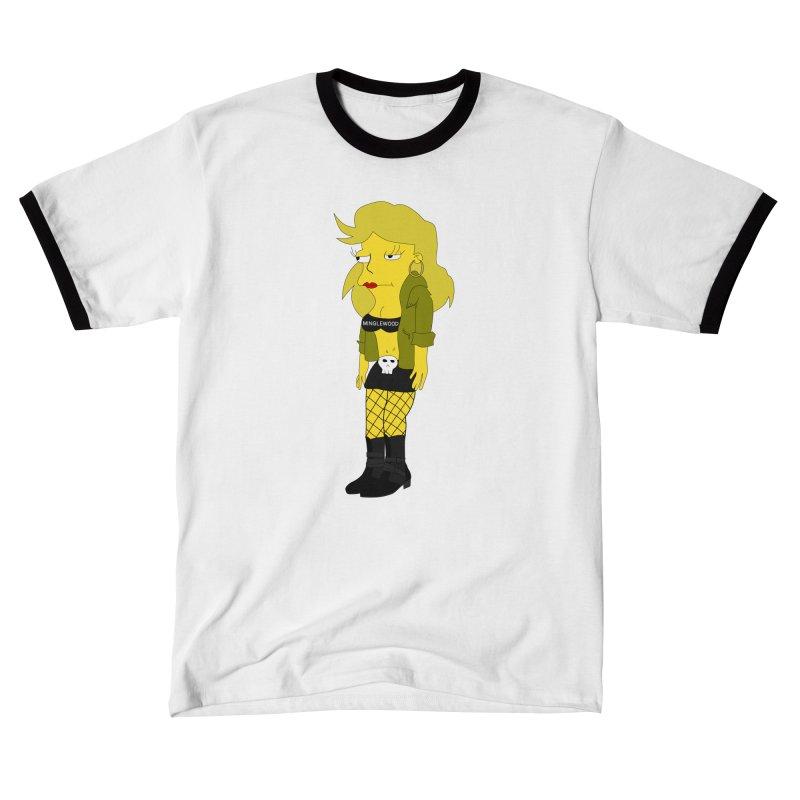 Minglewood Gal Men's T-Shirt by Troffman's Artist Shop