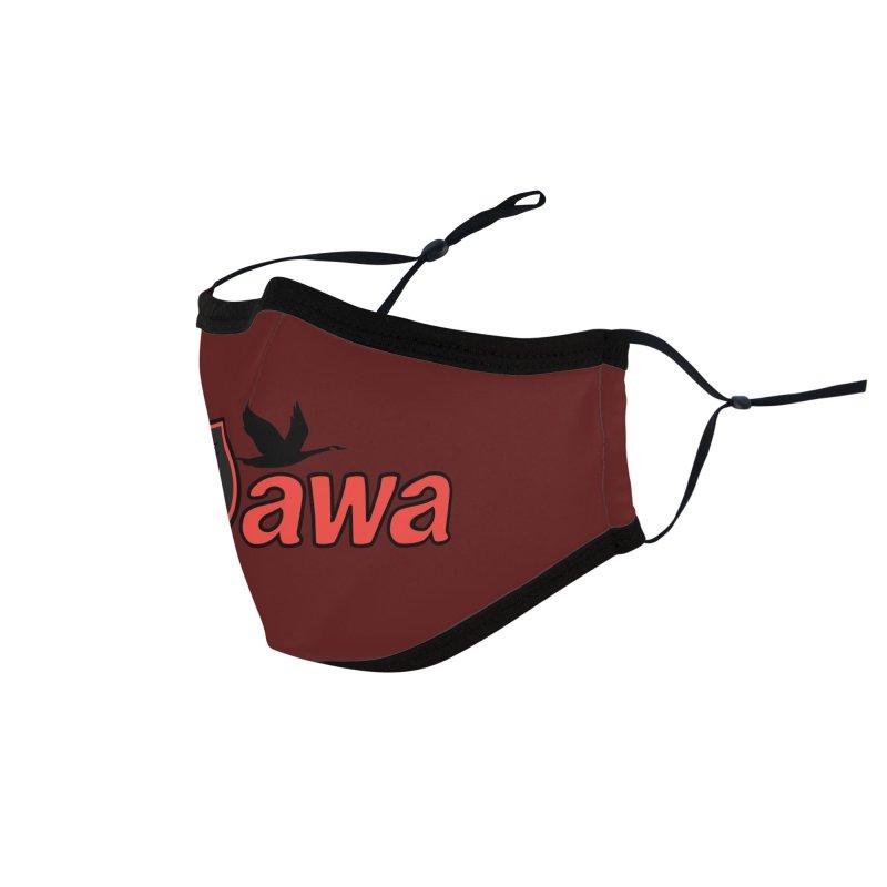 Wuwa Deadbolt Accessories Face Mask by Troffman's Artist Shop