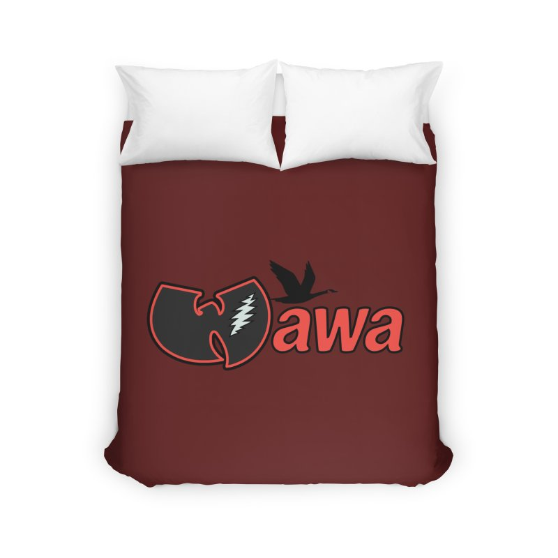 Wuwa Deadbolt Home Duvet by Troffman's Artist Shop