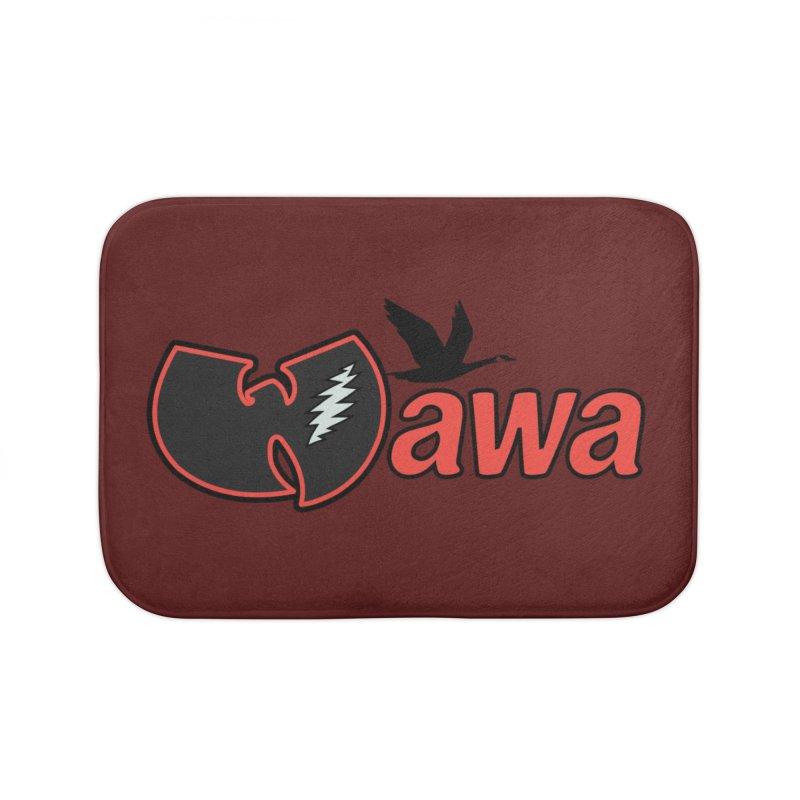 Wuwa Deadbolt Home Bath Mat by Troffman's Artist Shop
