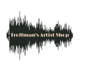 Troffman's Artist Shop Logo