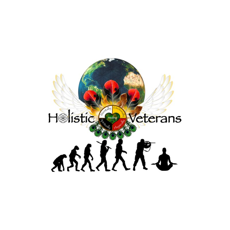 HV - Healing Humanity  by HolisticVeterans Store