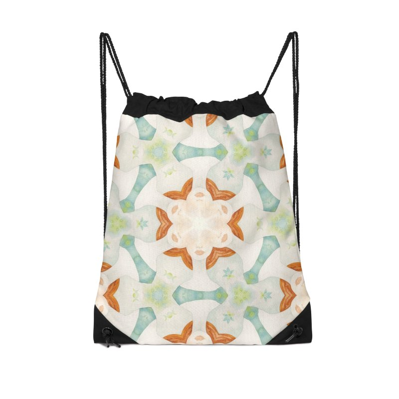 Holle Grail Accessories Drawstring Bag Bag by Designed by Amy Gail