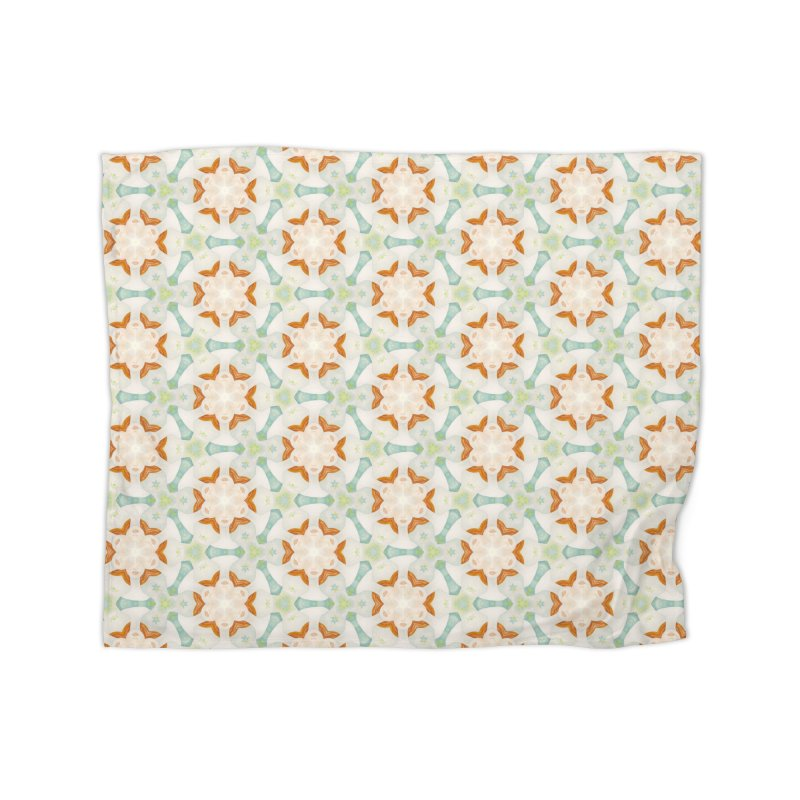 Holle Grail Home Fleece Blanket by Amy Gail & Holle Grail