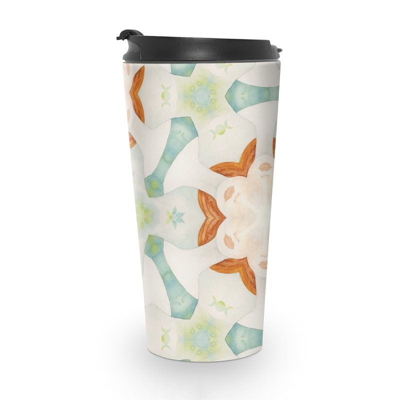Holle Grail Accessories Travel Mug by Designed by Amy Gail