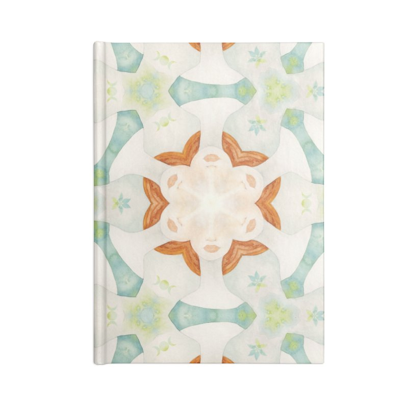Holle Grail Accessories Lined Journal Notebook by Designed by Amy Gail