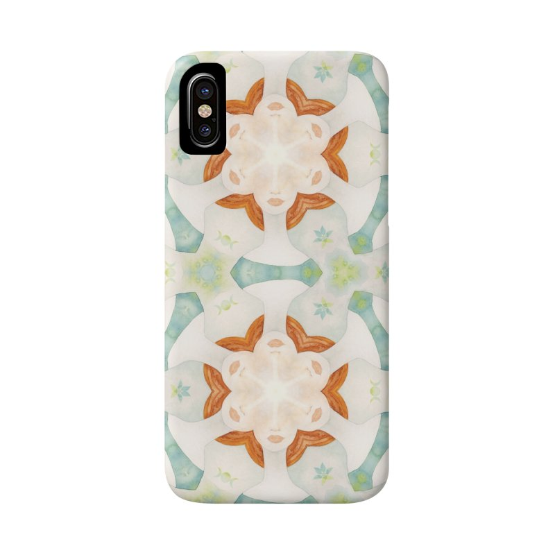 Holle Grail Accessories Phone Case by Designed by Amy Gail