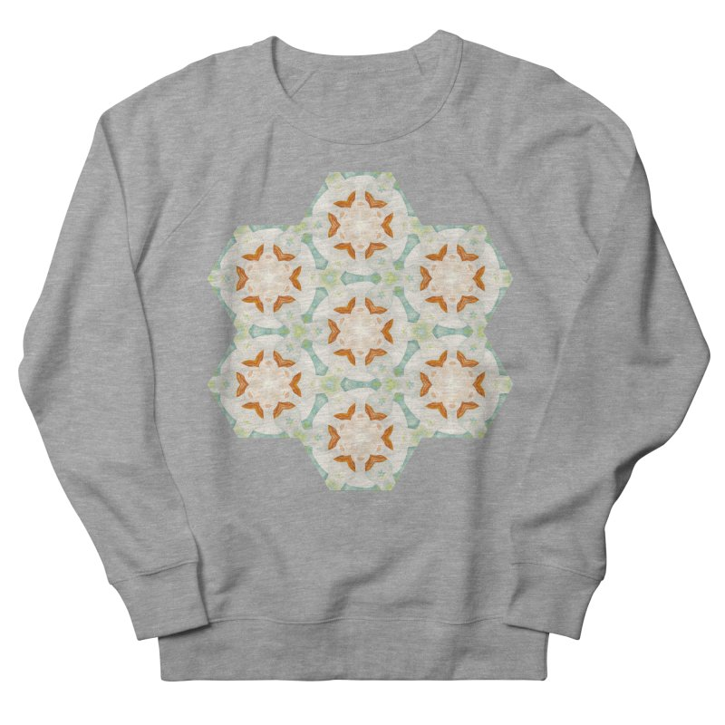 Holle Grail Men's French Terry Sweatshirt by Amy Gail | Holle Grail