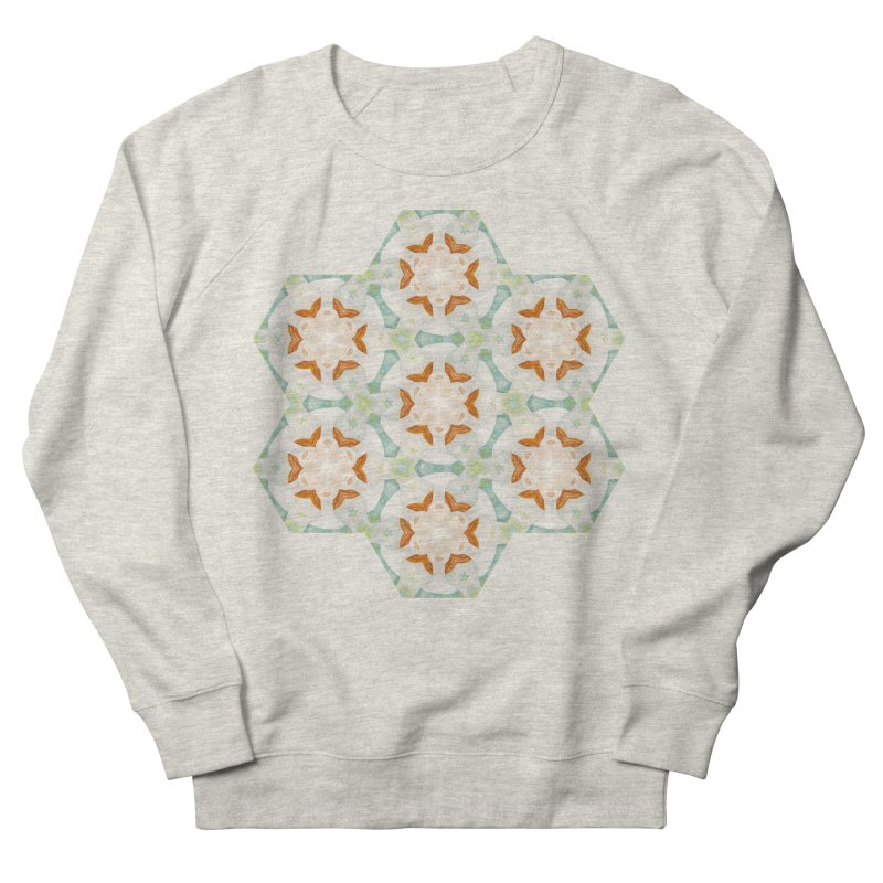 Holle Grail Men's French Terry Sweatshirt by Designed by Amy Gail
