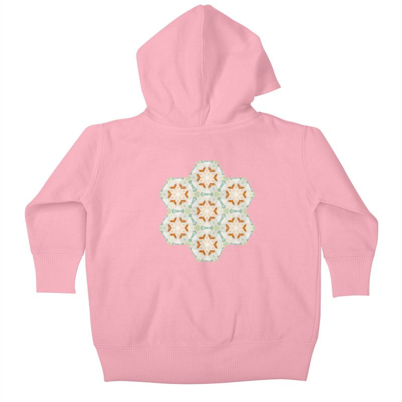 Holle Grail Kids Baby Zip-Up Hoody by Amy Gail | Holle Grail