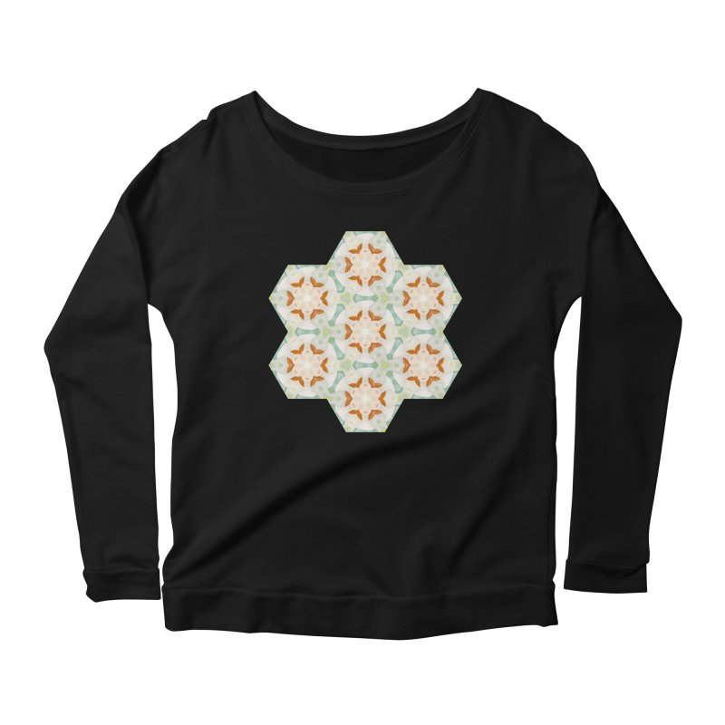 Holle Grail Women's Scoop Neck Longsleeve T-Shirt by Amy Gail | Holle Grail