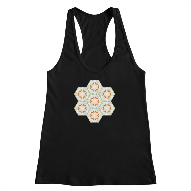 Holle Grail Women's Racerback Tank by Designed by Amy Gail